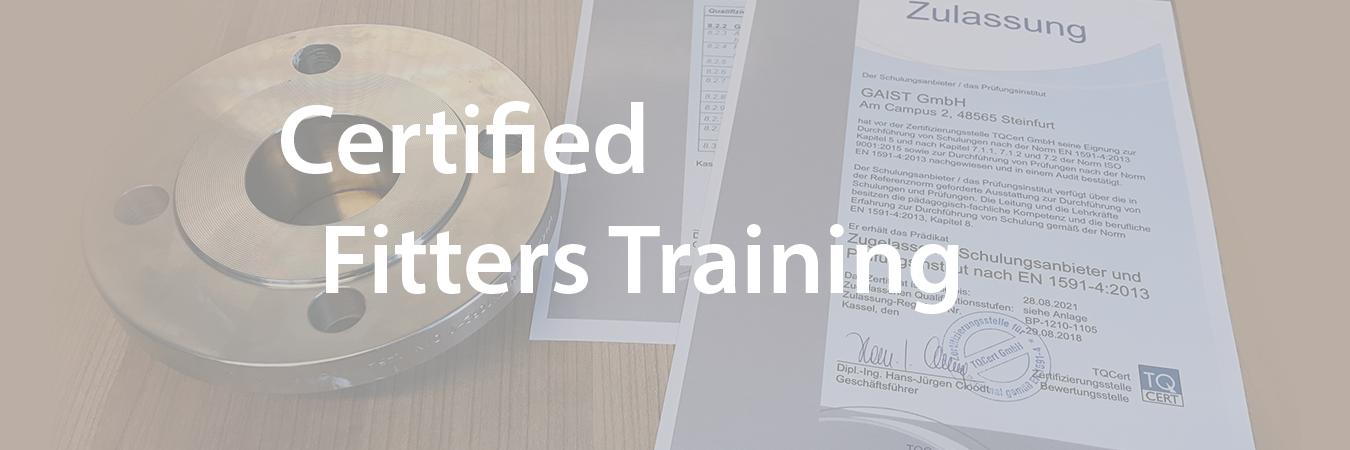 GAIST-Banner Fitters Training